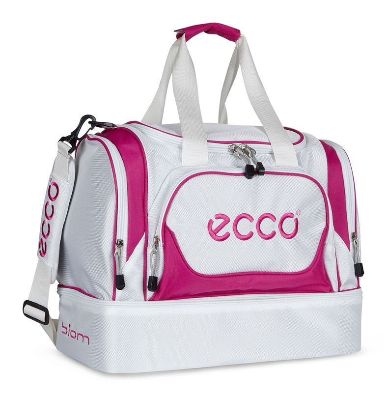 Golf Carry all Bag (Branco)