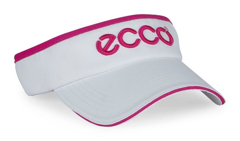 Golf Visor (White)