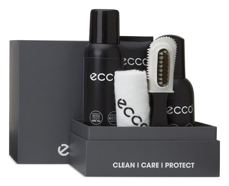 Shoe Care Kit (رمادي)