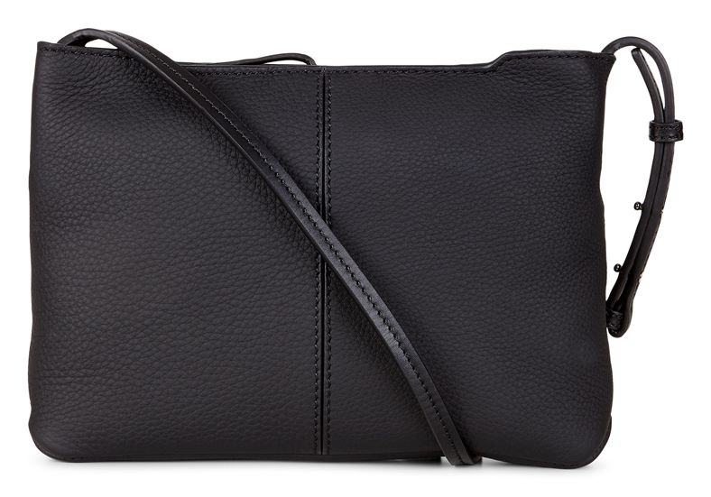 Jilin Small Crossbody (Preto)