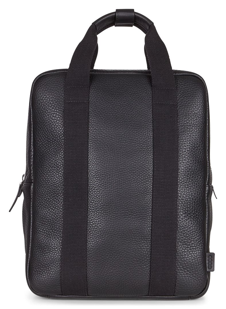 Eday L Medium Backpack (Black)