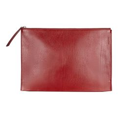 Sculptured Day Clutch