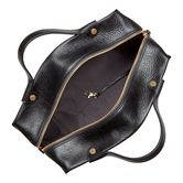 Sculptured Handbag (Nero)
