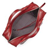 Sculptured Handbag (Red)