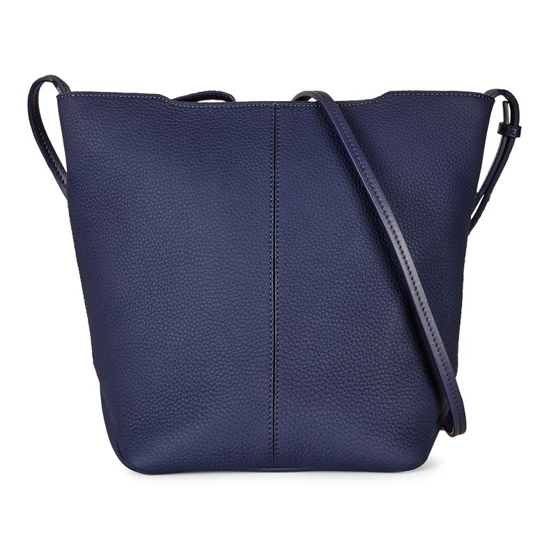 Jilin Bucket Bag (Blue)