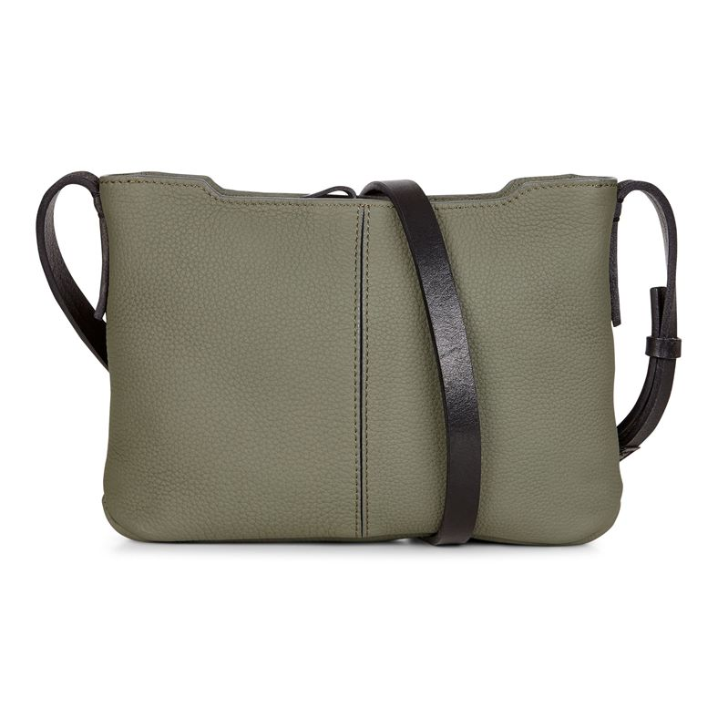 Jilin Small Crossbody (Gris)