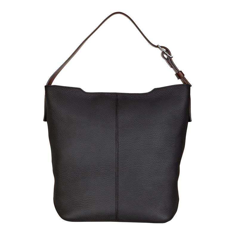 Jilin Hobo Bag (黑色)