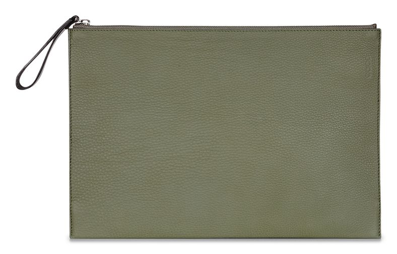 Jilin Day Clutch (Green)