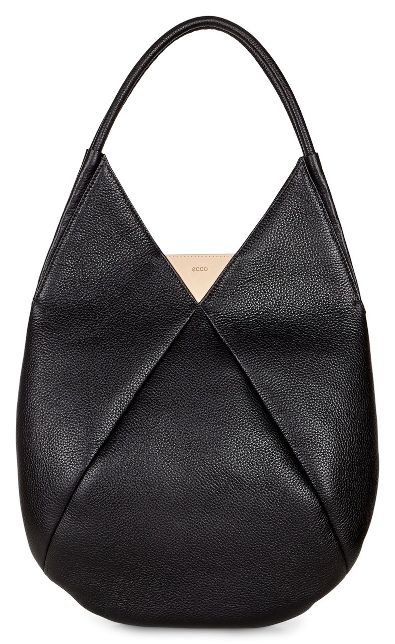 Linnea Hobo Bag (Black)