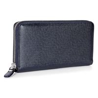 Iola Large Zip Wallet (Azul)
