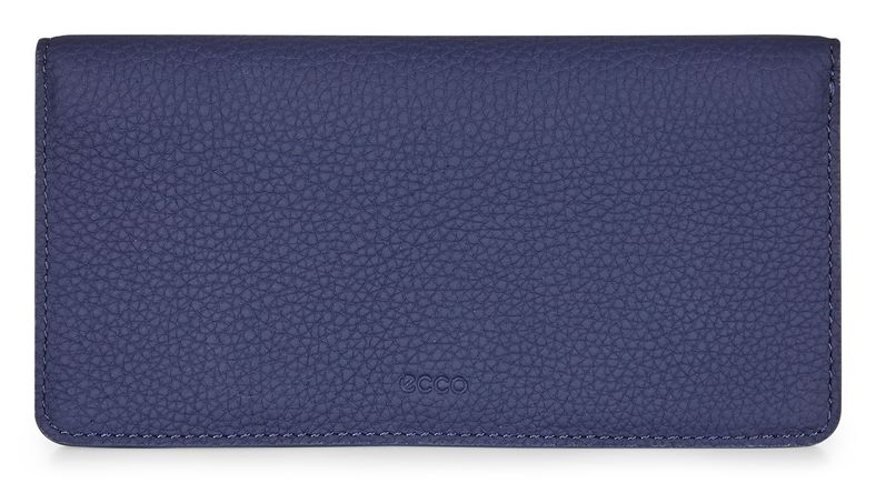 Jilin Large Wallet (Blu)