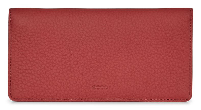 Jilin Large Wallet (Red)