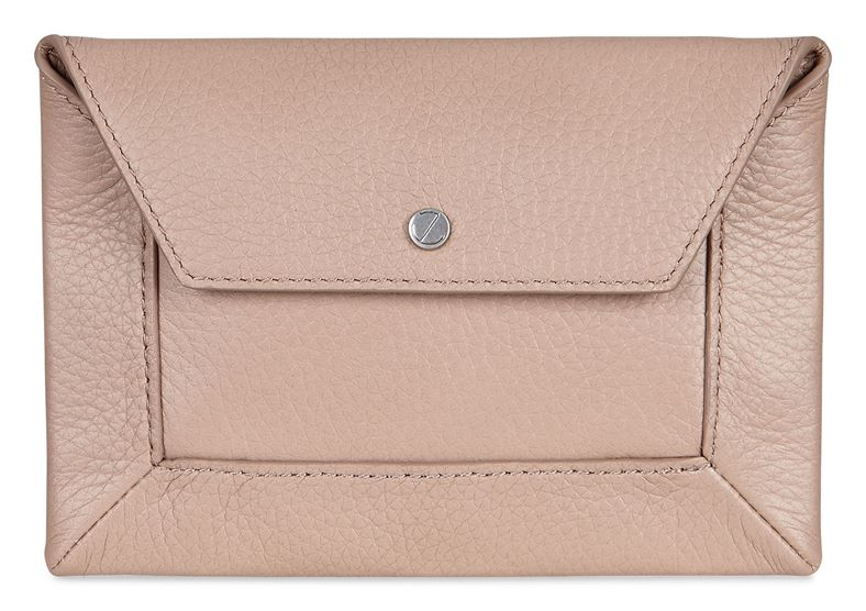 Isan 2 Small Wallet (Beige)
