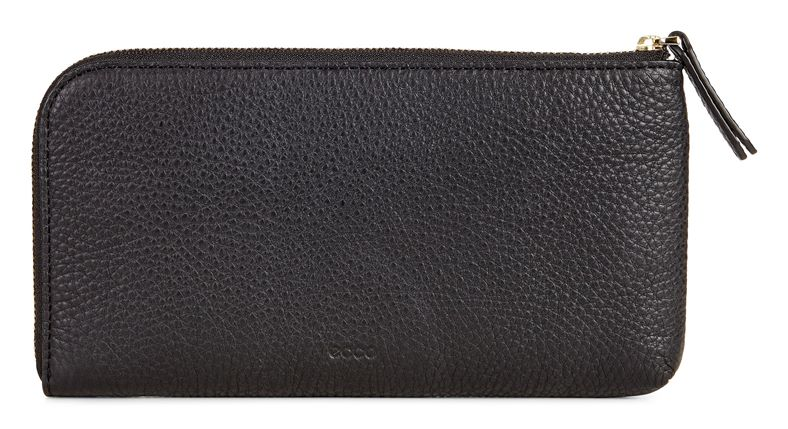 Kauai Large Wallet (Black)