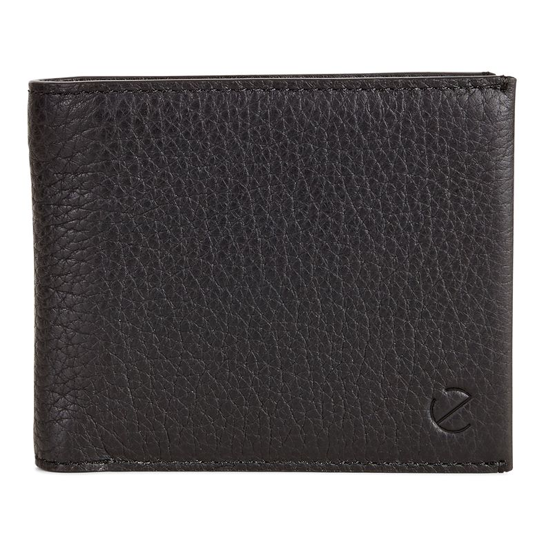 Arne RFID Billfold Wallet (Nero)