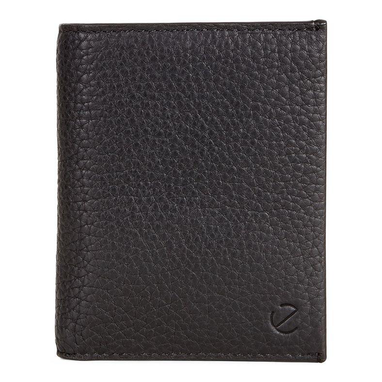 Arne RFID Classic Wallet (Negro)