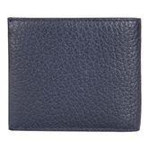 Arne RFID Flap Wallet (Blu)