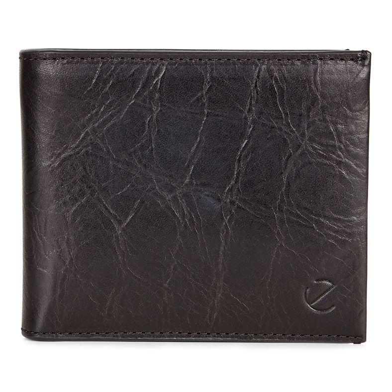 Arne RFID Billfold Wallet (Black)