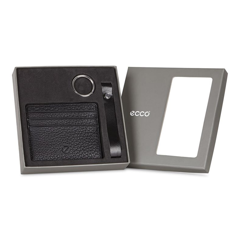 Arne RFID Card Case Gift (Black)