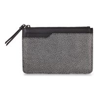 Iola Small Travel Wallet (Black)