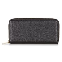 Isan 2 Large Zip Wallet (Negro)