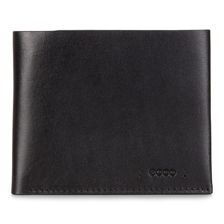 Lars Billfold Wallet (Black)