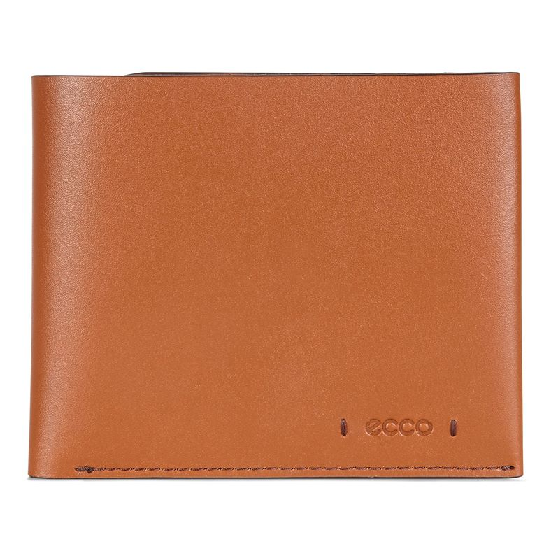 Lars Billfold Wallet (Brown)