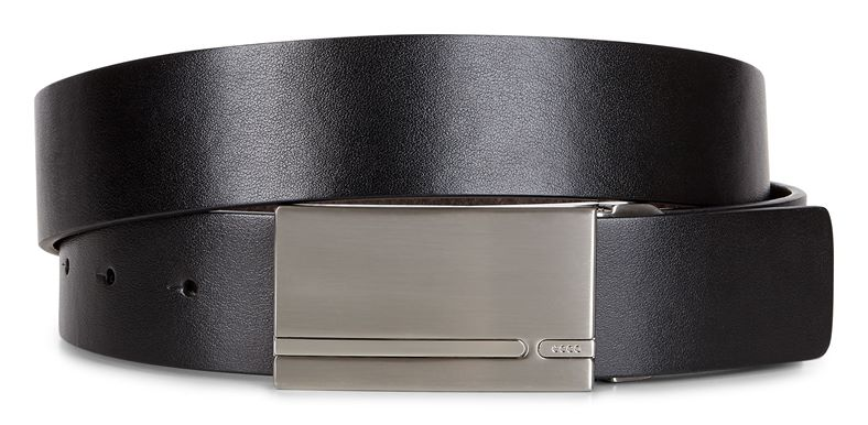 Henrik Formal Belt (Nero)