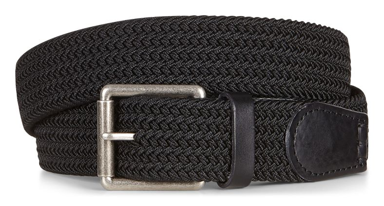 Tobias Casual Belt (Nero)