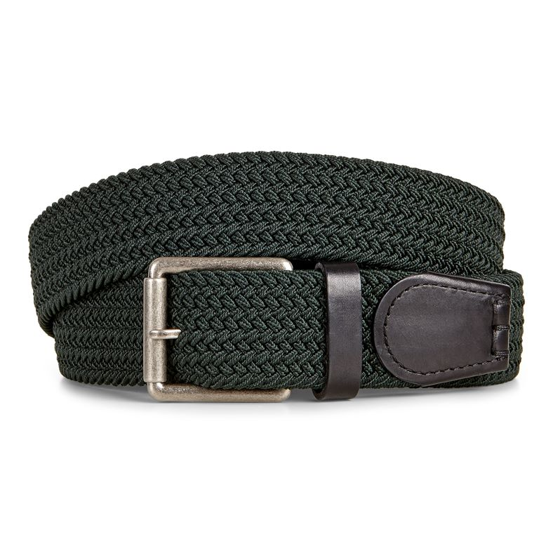 Tobias Casual Belt (Verde)