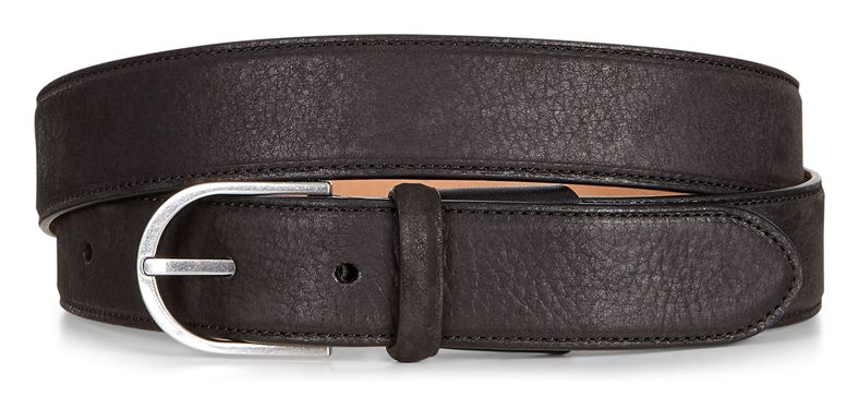 Simon Formal Belt (Black)