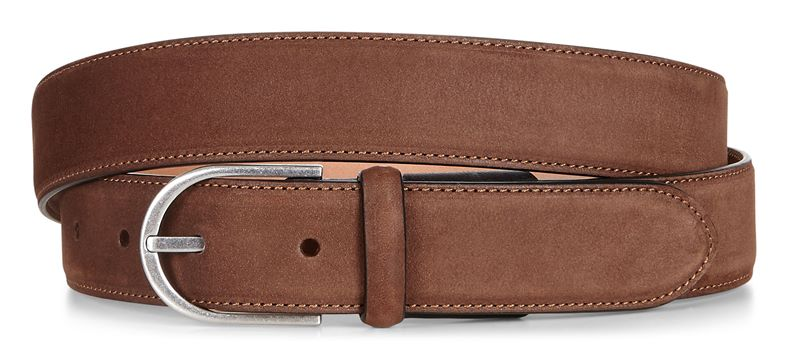 Simon Formal Belt (Brown)