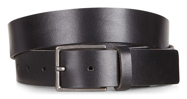 Lasse Formal Belt (Black)