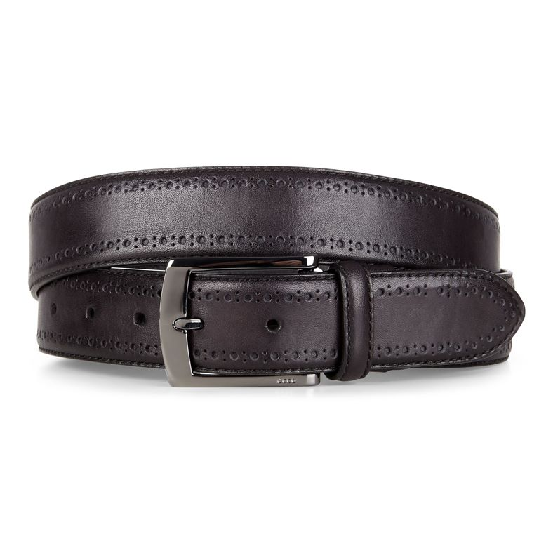 Leif Formal Belt (Black)