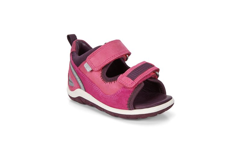 BIOM MINI SANDAL (Red)
