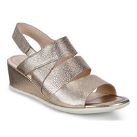 SHAPE 35 WEDGE SANDAL (Grey)