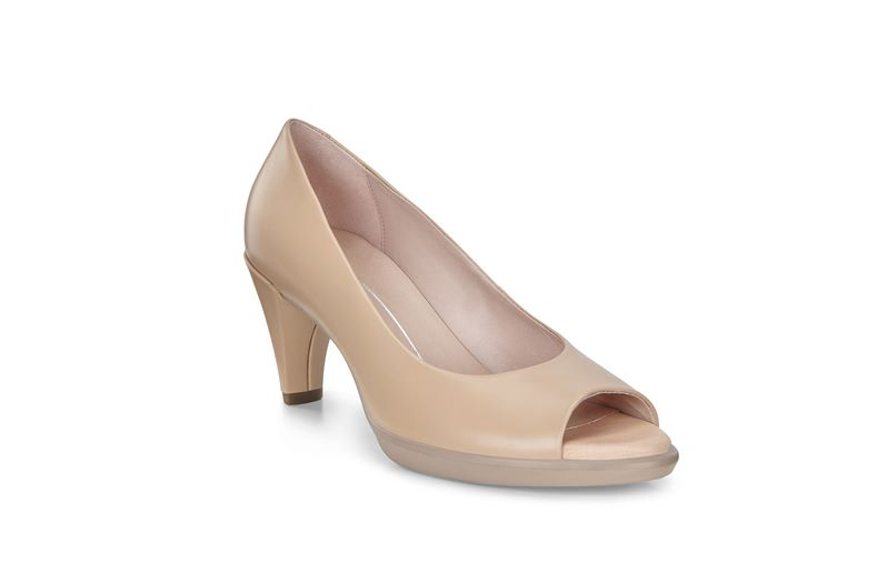 SHAPE 55 PEEP TOE SLEEK (White)