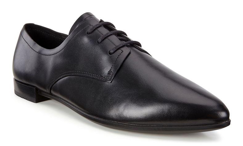 SHAPE POINTY BALLERINA (黑色)