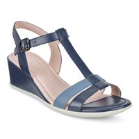 SHAPE 35 WEDGE SANDAL (Azul)