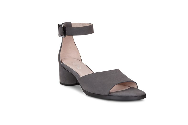 SHAPE BLOCK SANDAL 45 (Grey)