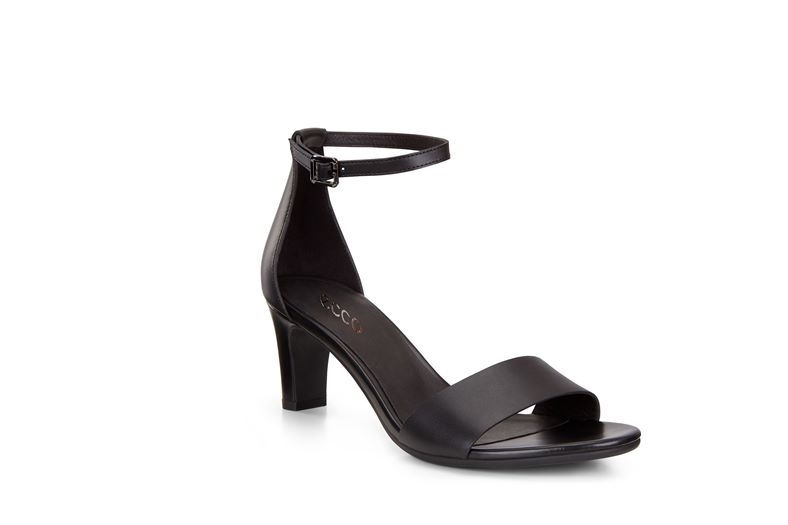 SHAPE SLEEK SANDAL 65 (Nero)