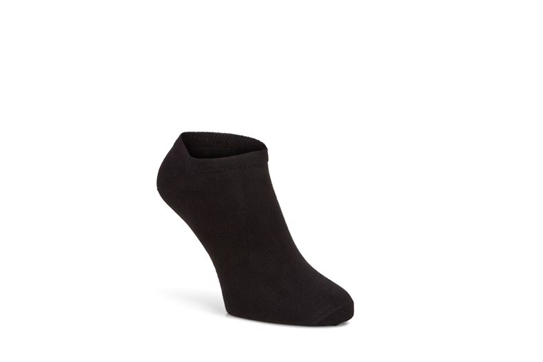 Soft Touch No-Show Sock ( (Black)