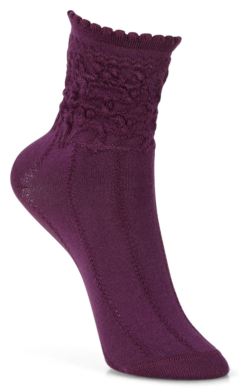Made for Shape Sock (Lila)