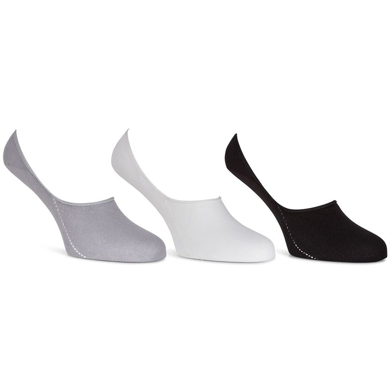 In-Shoe Reversible Sock (Bianco)