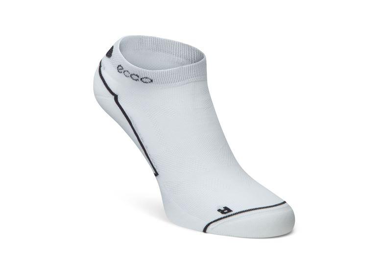 Tour Lite no show Sock (White)