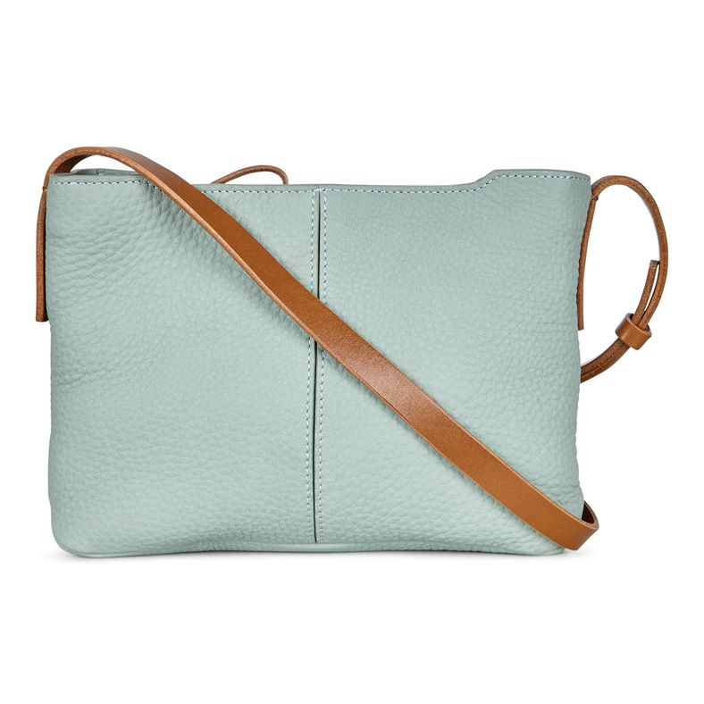 Jilin Small Crossbody (أزرق)