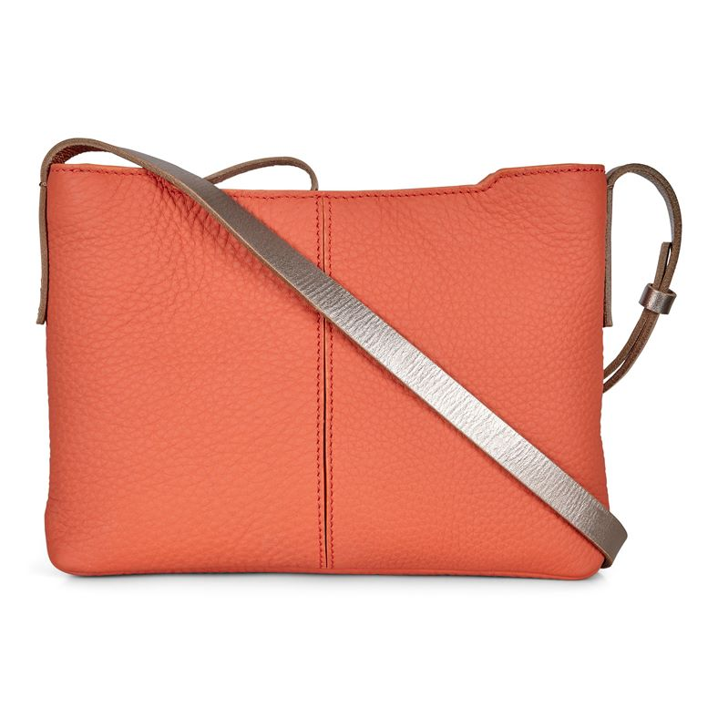 Jilin Small Crossbody (Arancione)