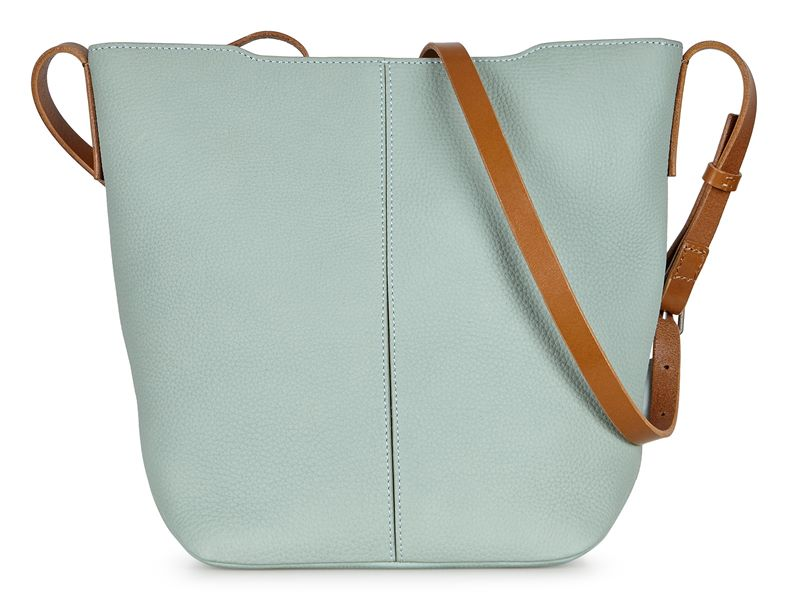 Jilin Bucket Bag (Blue)