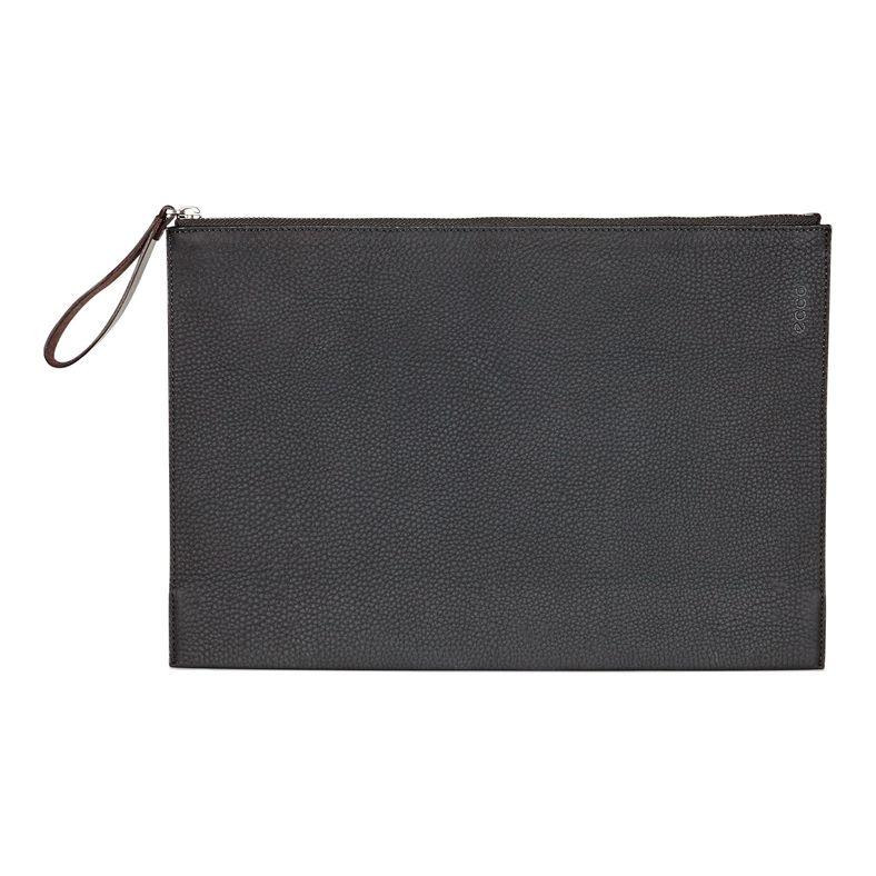 Jilin Day Clutch (Black)