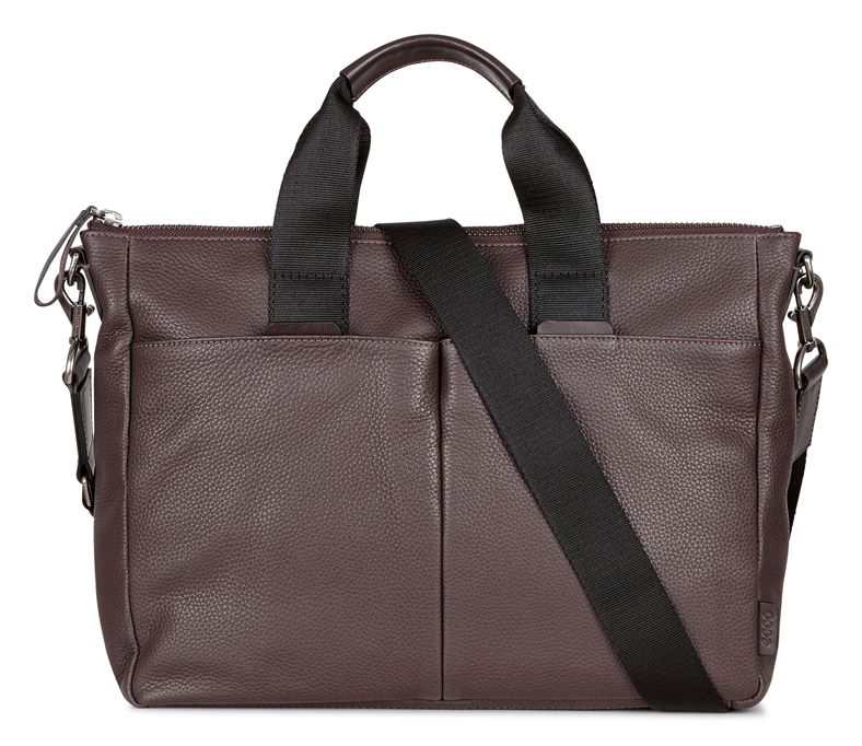 Bjorn Laptop Bag (咖啡色)